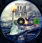 Prophezeiung der Maya (2011) R2 German Blu-Ray Label