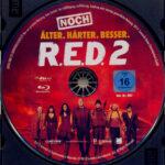 R.E.D. 2 – Noch Älter. Härter. Besser. (2013) R2 German Blu-Ray Label