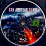 San Andreas Quake (2015) R2 German Blu-Ray Label