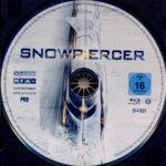 Snowpiercer (2013) R2 German Blu-Ray Label