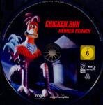 Chicken Run – Hennen rennen (2000) R2 German Blu-Ray Label