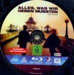 Alles, was wir geben mussten (2010) R2 German Blu-Ray Label