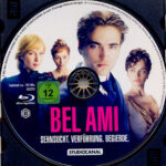 Bel Ami (2012) R2 German Blu-Ray Label