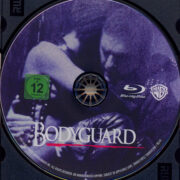 Bodyguard (1992) R2 German Blu-Ray Label