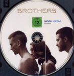 Brothers (2009) R2 German Blu-Ray Label