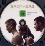 Brothers (2009) R2 German Blu-Ray Label
