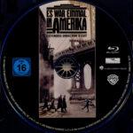 Es war einmal in Amerika (1984) R2 German Blu-Ray Labels