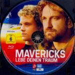 Mavericks (2012) R2 German Blu-Ray Label