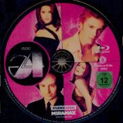 Studio 54 (1998) R2 German Blu-Ray Label