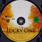 The Lucky One – Für immer der Deine (2012) R2 German Blu-Ray Label