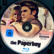 The Paperboy (2012) R2 German Blu-Ray Label