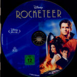 Rocketeer (1991) R2 German Blu-Ray Label