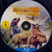 Dinosaurier 3D – Im Reich der Giganten (2013) R2 German Blu-Ray Label