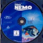 Findet Nemo (2003) R2 German Blu-Ray Label