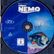 Findet Nemo (2003) R2 German Blu-Ray Label