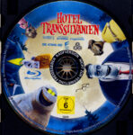 Hotel Transsilvanien 2 (2015) R2 German Blu-Ray Label