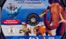 Ice Age 4 - Voll verschoben (2012) R2 German Blu-Ray Label