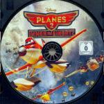 Planes 2 – Immer im Einsatz (2014) R2 German Blu-Ray Label