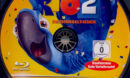 Rio 2 - Dschungelfieber (2014) R2 German Blu-Ray Label