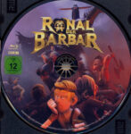 Ronal der Barbar (2011) R2 German Blu-Ray Label