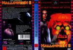 Halloween 2 – Das Grauen kehrt zurück (1981) R2 German Cover
