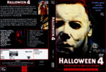 Halloween 4 – Michael Myers kehrt zurück (1988) R2 German Cover
