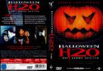 Halloween H20 – 20 Jahre später (1998) R2 German Cover