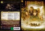 Der Herr der Ringe – Die Gefährten (2001) R2 German Cover