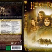 Der Herr der Ringe - Die Gefährten (2001) R2 German Cover