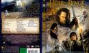 Der Herr der Ringe - Die Rückkehr des Königs (2003) R2 German Cover