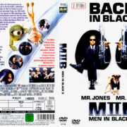 Men in Black 2 (2002) R2 German Cover
