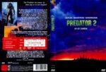 Predator 2 (1990) R2 German Cover