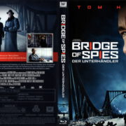 Bridges Of Spies (2015) R2 German Blu-Ray Cover & label