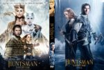 The Huntsman Winter's War (2016) R0 CUSTOM Cover & label