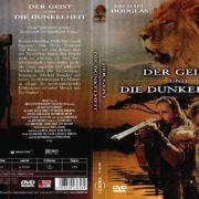 Der Geist und die Dunkelheit (1996) R2 GERMAN Cover