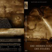 Die Herrschaft des Feuers (2002) R2 GERMAN Custom Cover