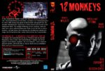 12 Monkeys (1995) R2 GERMAN Custom Cover