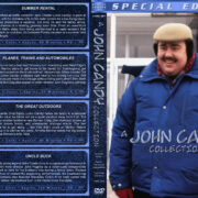 A John Candy Collection (4) (1985-1989) R1 Custom Cover