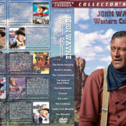 John Wayne: Western Collection – Volume 1 (1959-1976) R1 Custom Cover