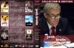 Josh Brolin – Collection 1 (1985-2008) R1 Custom Covers