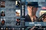 Josh Brolin – Collection 2 (2010-2013) R1 Custom Covers