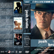 Josh Brolin – Collection 2 (2010-2013) R1 Custom Covers