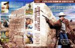 Jimmy Stewart Westerns – Set 1 (1950-1955) R1 Custom Covers