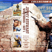 Jimmy Stewart Westerns – Set 1 (1950-1955) R1 Custom Covers