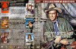 Jimmy Stewart Westerns – Set 2 (1957-1968) R1 Custom Covers