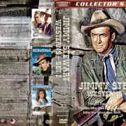 Jimmy Stewart Westerns – Set 2 (1957-1968) R1 Custom Covers