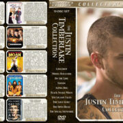 The Justin Timberlake Collection (10) (2000-2010) R1 Custom Cover