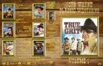 John Wayne Classic Westerns – Volume 1 (1960-1969) R1 Custom Cover