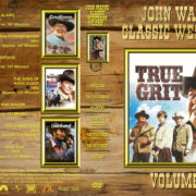 John Wayne Classic Westerns – Volume 1 (1960-1969) R1 Custom Cover