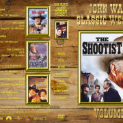 John Wayne Classic Westerns – Volume 2 (1970-1976) R1 Custom Cover